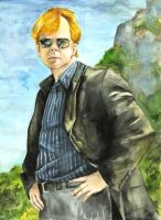 Horatio Caine by SirSubaru