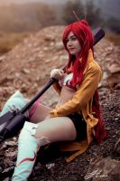 Yoko Littner (bounty hunter) [05] by HiniTsuburagi