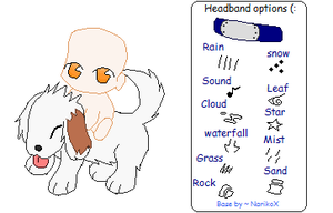 Chibi Base by NarikoX