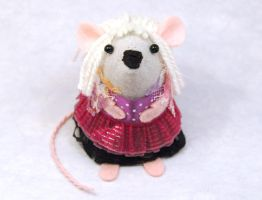 Betsey Johnson Mouse by The-House-of-Mouse