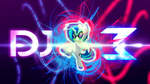 Vinyl's Glowstick Obessesion by EquestrianDeviants
