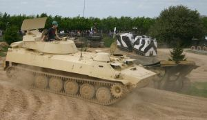 playing with tanks 22 DUXFORD by Sceptre63