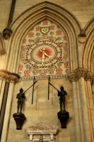 York Minster detail 2 by wildplaces