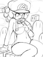 R63 Mario - Sketch by Urban-Centre