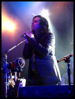 Marillion live in London 2 by kourinthellama