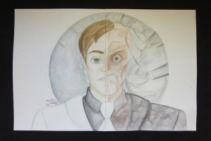 Two Face by Funsizedblondie