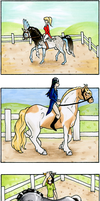 Royal Acres Horsemanship Show Entries by BlueLadyAces