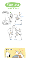 [SHORT COMIC] Onew Taemin by starjunk