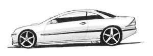 merc coupe by kripal911