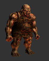 Quake 1 Ogre HD 3D Remake MudBox Work In Progress by s13n1