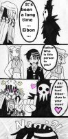 Eibon is...? -Soul Eater Comic by twilitprincesses