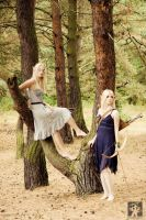 Forest Elves - 08 by Przemo80
