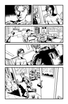 Superman 709 Page 16 by julioferreira