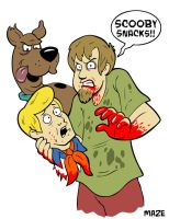 Scooby Snacks by b-maze
