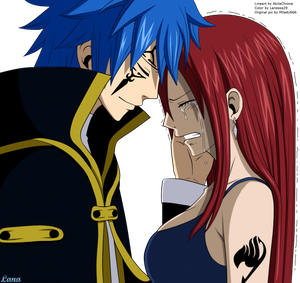 Erza and Jellal Fanfiction I- Love Reunites by Erza-1703 ...