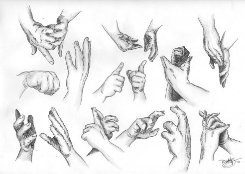 A Show Of Hands by NickJustus
