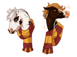 CW | You might belong in Gryffindor by Queerly
