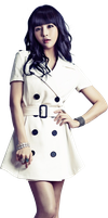 Boram (T-ARA) PNG Render by classicluv