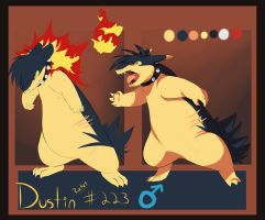 Perfect Clone: Dustin Ref by Tartii