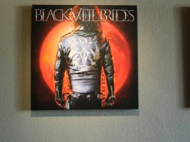 Black Veil Brides Art Exhibit 22 by Night-claw