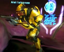 Alei Halo 2 version by Hellblaze