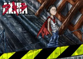 tetsuo by drull