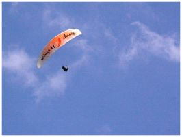 Paraglider by Fox82