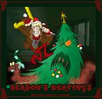 Wreck The Halls by Sheana
