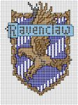Ravenclaw Embroidery- How To by Ronjaliek