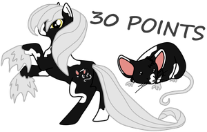 5.Adopt Pony :CLOSED: by SoulEevee99