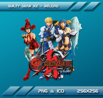 Guilty Gear X2 - Reload Dock Icon by Dohc-WP