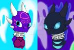 Cynder: Alive - Undead by sapphire3690