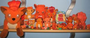 Vulpix Collection by MizukiiMoon