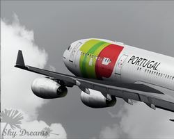 Portugal: paradise jet. by angelswake-tf