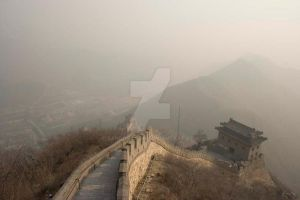 Great Wall of China 3 by sanddragon