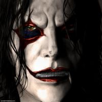 James-Jim Root the Jester by crvenkapica5