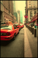 The image of New York by BimaFatima