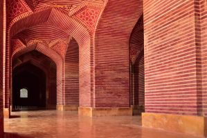 Mughal Islamic Architecture by umairulhaque