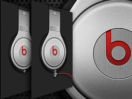 Beats PRO by BluPaper
