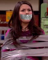 Miranda Cosgrove Taped Up and Gagged 3 by Goldy0123