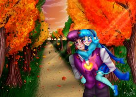 Memories of Autumn by vale-r