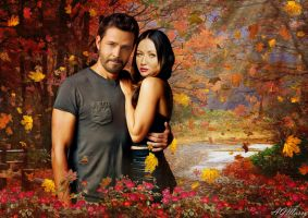 Andy and Prue (Charmed) by AGMarry