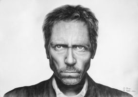 Dr. House by AdmirerOfLife