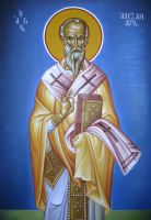 Saint Alexandros by teopa