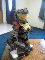 Halo Jorge Plushie by Shogun95