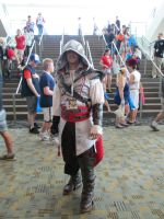 Assassins Creed Cosplay by AquaArtist532