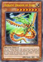 Hieratic Dragon of Asar by Kai1411
