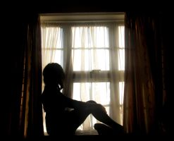 Window Sill Dreaming by NarcoticNun