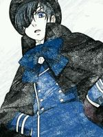 Ciel by morganbruce