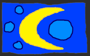 The flag of Ameri-Tropica by conlimic000